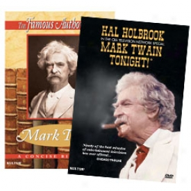 Thw Mark Twain Collection Dvd