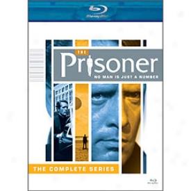 The Prisoner Megaset Dvd Or Blu-ray