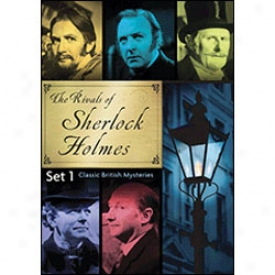 The Rivals Of Sherlock Holmes Set 1 Dvd