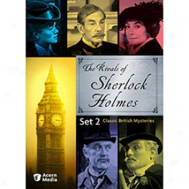 The Rivals Of Sherlock Holmes Set 2 Dvd