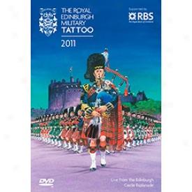 The Royal Edinburgh Military Tattoo 2011 Dvd