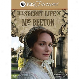 The Secret Life Of Mrs Beeton Dvd