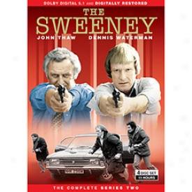 The Sweeney Series 2 Dvd