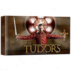 The Tudors Dvd
