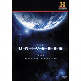 The Univetse Our Solar System Dvd