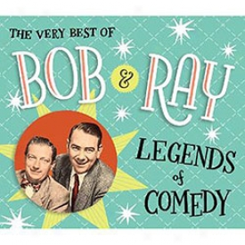 The Very Best Of Bob & Ray Legends Of Comedy Cd Cd Audio