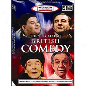 The Very Best Of British Comedy Dvd
