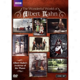 The Wonderful Worlld Of Albert Kahn: Archives Of The Planet Dvd