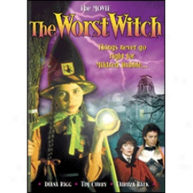 The Worst Witch - The Movie Dvd