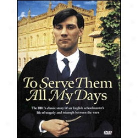 To Serve Them All My Days Dvd