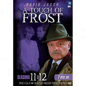 Touch Of Froat Season 11 & 12 Dvd