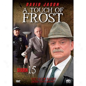Touch Of Frost Season 15 Dvd
