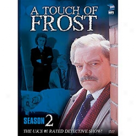 Touch Of Frost Season 2 Dvd