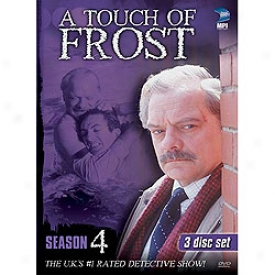 Touch Of Frost Season 4 Dvd