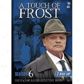 Touch Of Frost Season 6 Dvd