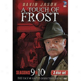 Touch Of Frost S3ason 9 & 10 Dvd