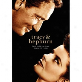 Tracy And Hepburn The Definitive Collection Dvd