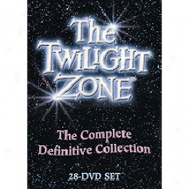 Twilight Zone The Complete Determinate Collection Dvd