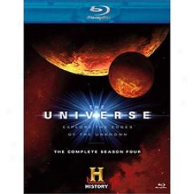 Universe Complete Season Four Dvd Or Blu-ray
