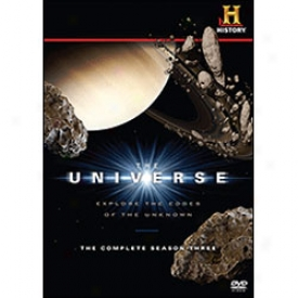 Universe Complwte While Three Dvd
