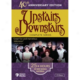 Upstairs Downstairs Complete Succession 40th Anniversary Edition Dvd