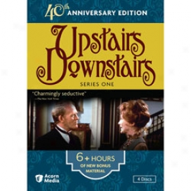 Upstairs Downstairs Series 1 40th Anniversary Impression Dvd