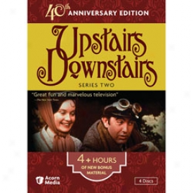 Upstairs Downstairs Series 2 40th Anniversary Edition Dvd