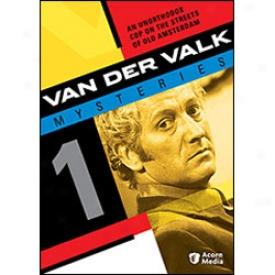 Van Der Val kMysteries Set 1 Dvd