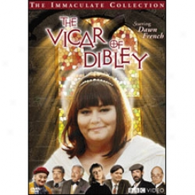 Vicar Of Dibley Tue Immaculate Collection Dvd