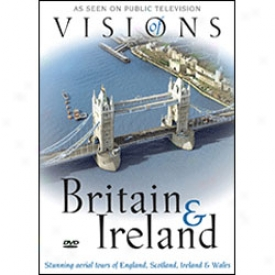 Visions Of The Britain & Ireland Dvd
