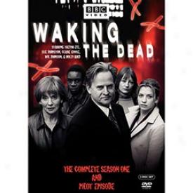 Waking The Dead Season 1 Dvd