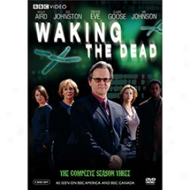 Waking The Dead Season 3 Dvd