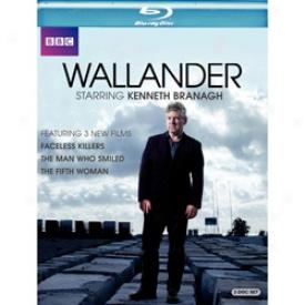 Wallander Faceless Killers Dvd Or Blu-ray