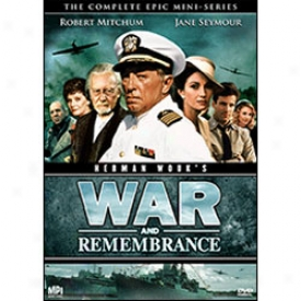 War And Remembrance The Complete Series Dvd
