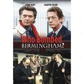 Who Bombed Birmingham? Dvd