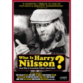 Who Is Harry Nilsson? Dvd