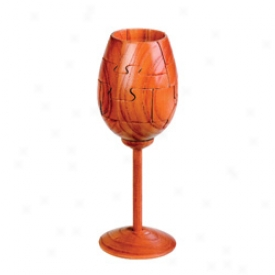 Wine Glass Make intricate