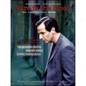 Wire In The Blood Season 1 Dvd