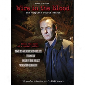 Wire In The Blood Srason 4 Dvd