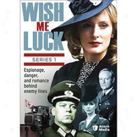 Wish Me Luck Series 1 Dvd