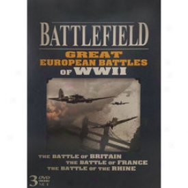 World War Ii Battlefield Set