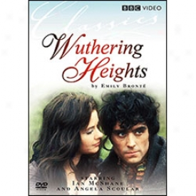 Wuthering Heights (1967) Dvd