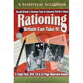 Wwii Home Front Scrapbook Sets Rationing Dvd