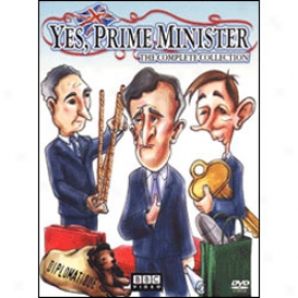 Yes, Prime Minister The Complete Collection Dvd