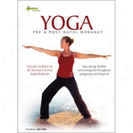 Yoga Pre And Post Native Workout Dvd