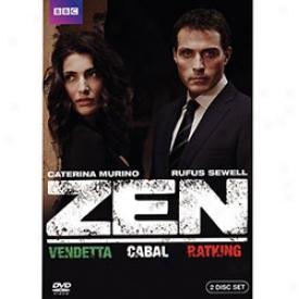 Zen Vendetta Cabal Ratking Dvd