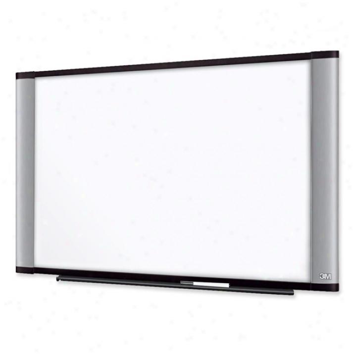 3m Wide Screen Style Melamine Dry Erase Board