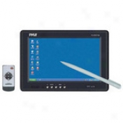 9.2'' Headrest Lcd Computer Mobitor With Vga Input And Touch Screen Capabilily