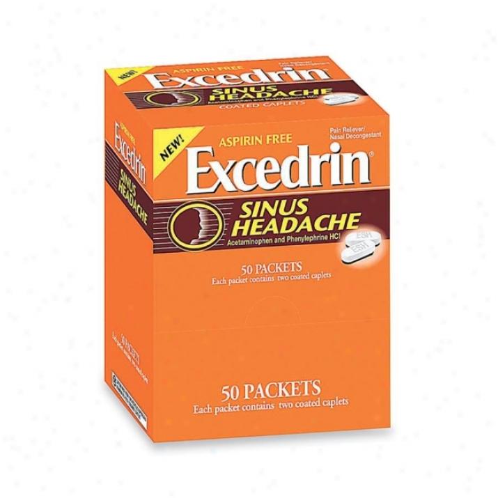 Acme United Excedrin Bay Headache Tablets