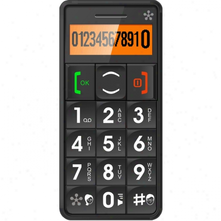 """Acp - Memory Upgrades Just5- Mobile Handset Gsm Compatible """"unlocked"""" White"""